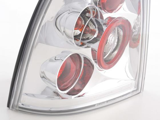 Rückleuchten Set Opel Astra G Coupe/Cabrio Bj. 98-03 chrom