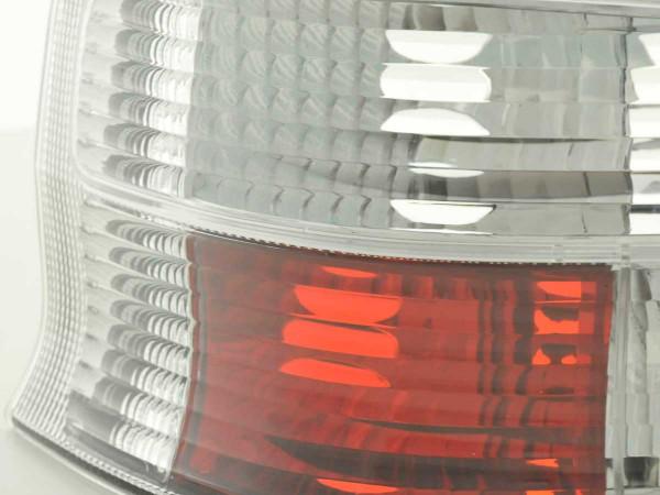 Rückleuchten Citroen Saxo Typ S S HFX S KFW Bj. 96-02 klar