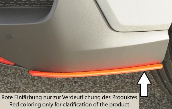 Rieger Heckschürzenansatz seitlich links für Hyundai i30 N-Performance (PDE) 5-tür. (Fastback) 05.2