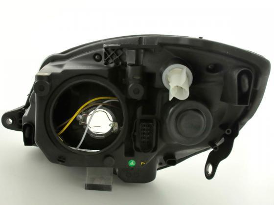 Verschleißteile Scheinwerfer rechts Skoda Roomster (Typ 5J) Bj. 06-