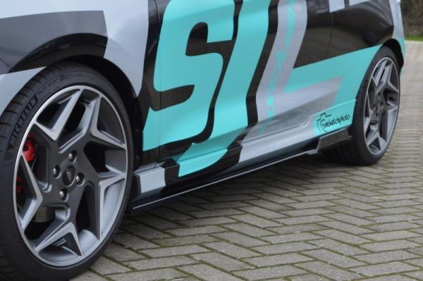 Seitenschweller im Cup5 Look für Mazda 3 BP
