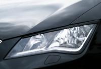 Scheinwerferblenden für Seat Leon 3 5F ab Bj. 2012-