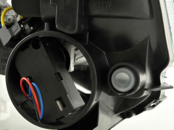 Verschleißteile Scheinwerfer rechts Opel Corsa C Bj. 00-03
