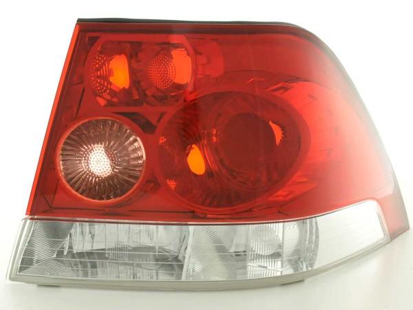 Verschleißteile Rückleuchte rechts Opel Astra H Stufenheck Bj. 08- rot/klar