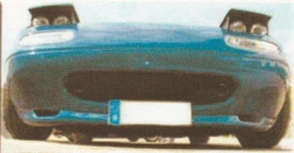 Front Stoßstangen Ansatz MAZDA MX5 MK1