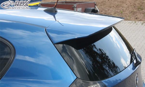 RDX Heckspoiler für BMW 1er E81 / E87 Limousine Dachspoiler Spoiler