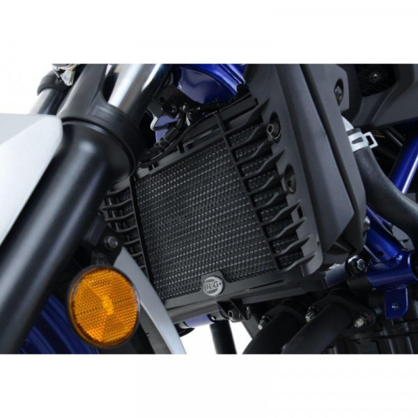 R&G Racing Kühlergitter Yamaha YZF-R25 / YZF-R3 / MT-25 / MT-03