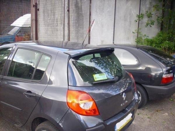 SPOILER 1 RENAULT CLIO III
