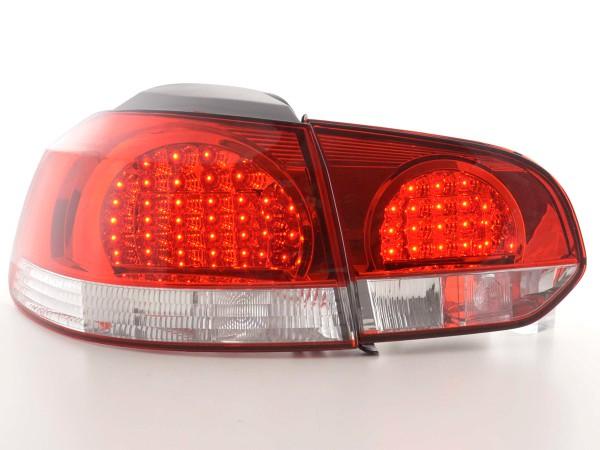 LED Rückleuchten Set VW Golf 6 Typ 1K Bj. 08- klar/rot